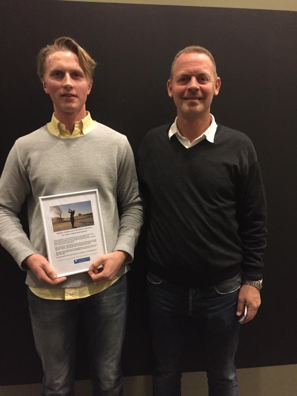 Calle Hagström och Magnus Palm
